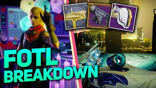 Festival of the Lost FULL BREAKDOWN - Fighting Lion Catalyst, Haunted Forest, Horror Story + More!