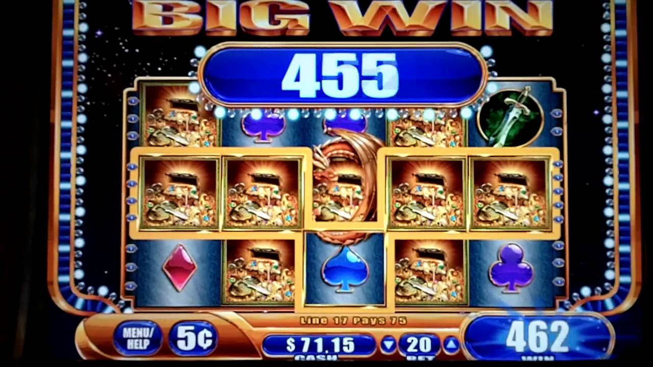 how to win in 5 dragon slots big
