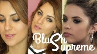 Макияж Ханны из Pretty Little Liars | BlushSupreme