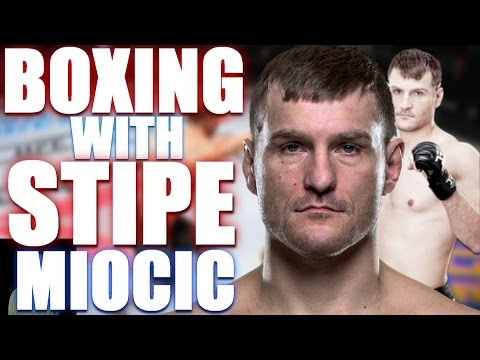 EA Sports UFC 2 Ranked Match - Boxing With Stipe Miocic!
