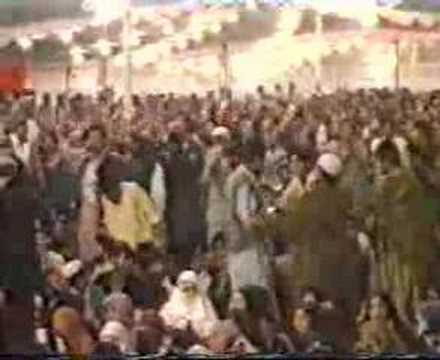 Mera Piya Ghar Aaya - Sher Ali Mehr Ali Qawwali video