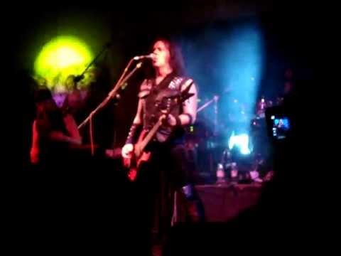 MORBID ANGEL LIVE chapel of ghouls/Trey Azagthoth's solo