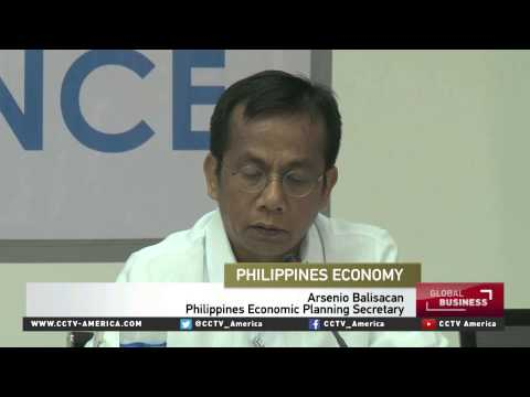 Philippines' economy 'strong' amid global stock unrest