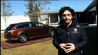 Peugeot 508 RXH: Intervista a Eugenio Franzetti