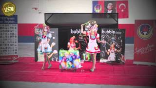 Crazy Bubble Show Uca Entertainment Organizasyonu İle Ted Eskişehir Koleji