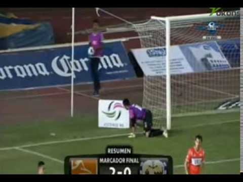 Liga De Ascenso mx correcaminos 2-0 altamira jornada 9 2014