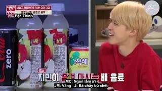 [Vietsub] Cùng xem tủ lạnh nhà BTS có gì? What's in refrigerator BTS