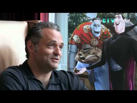 Hotel Transylvania TIFF 2012 Interview With Director Genndy Tartakovsky