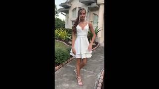Homecoming dress show off! ~Avaryana