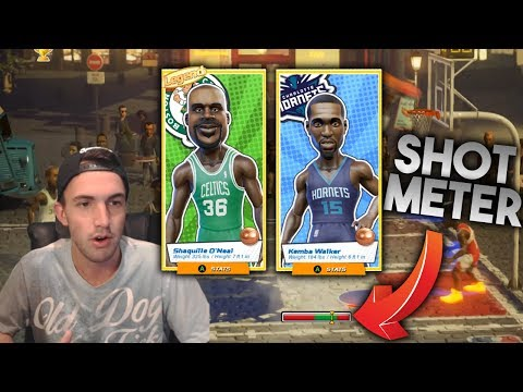 NEW PLAYERS + PLAY VS FRIENDS + INSANE GAME WINNER IN NBA PLAYGROUNDS UPDATE!!!