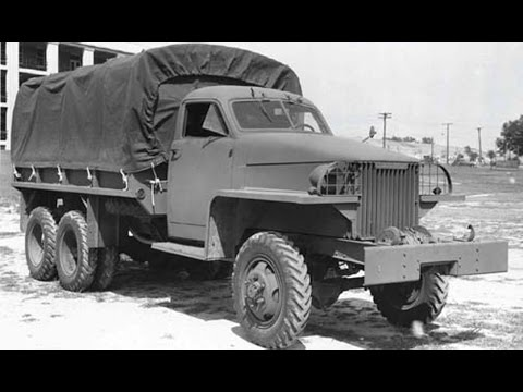 The Studebakerr US6 and Willys in service with Red Army - Voennoe Delo