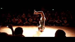 Bboy Blond (Extreme Crew) vs. Bboy Marcio (L.O Crew) – All In 2010, Australia