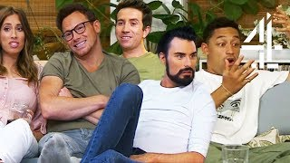 Loyle Carner, Rylan & More FAB Reactions to Killing Eve, Royal Baby & Moon Launch | Celeb Gogglebox