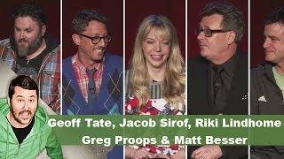 Geoff Tate, Jacob Sirof, Riki Lindhome, Greg Proops & Matt Besser   Getting Doug with High