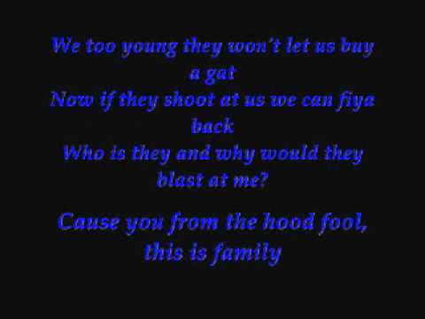 Spm-real Gangster    -lyrics video