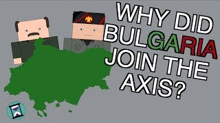 Why did Bulgaria join the axis? (Short Animated Documentary)