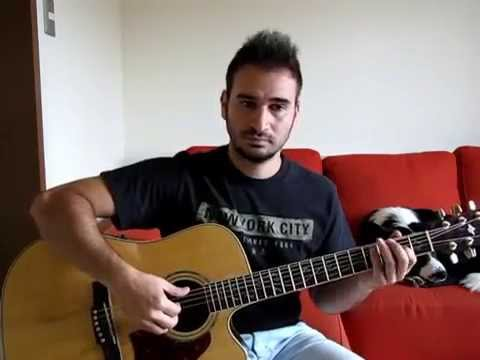 Cucho - I Won't Give Up (cover From Jason Mraz) video