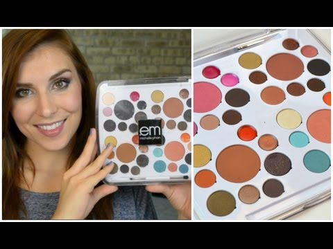 em Cosmetics Beach Life Palette: Review. Swatches. & Looks!