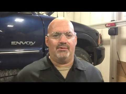 Replace Chevy S-10 Ball Joints - GMC Jimmy Envoy Ball Joints Replacement