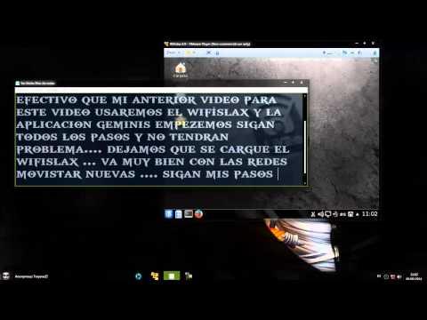 NUEVO METODO PARA SACAR CLAVES WPA Y WPA2 CON WIFISLAX 4 9 2014 TROYANOZ