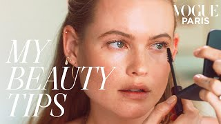 Download Song Behati Prinsloo's Guide to Fresh-Faced Everyday Makeup | My Beauty Tips Free StafaMp3