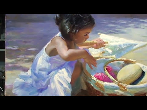 CREATING OF PAINTING theme 6, soundtrack by Volegov