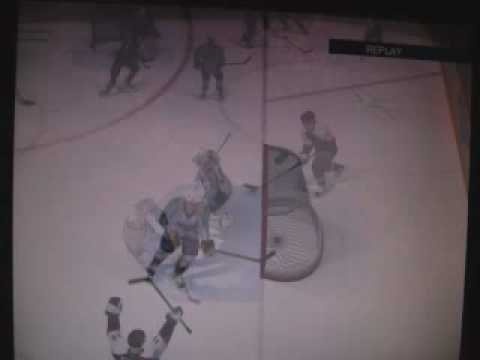 Nhl 09 - Jeff Carter (Flyers)  Goal!
