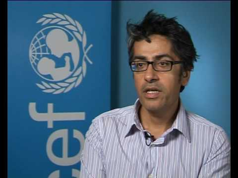 MaximsNewsNetwork: ZIMBABWE WATER & CHOLERA: UNICEF'S MICKEY CHOPRA