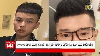 Phòng CSGT-CATP Hà Nội bắt đối tượng cướp tài sản vào buổi đêm | Nhật ký 141