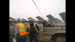 R. J. Cyr Solar Panel Installation in Windsor Ontario