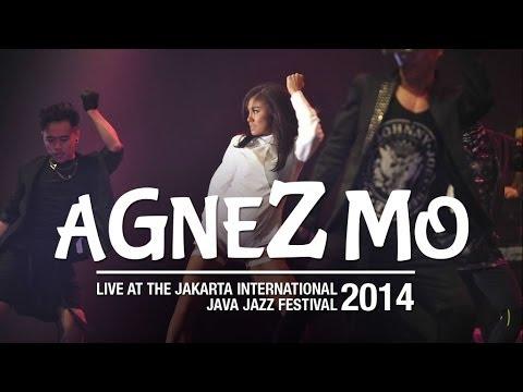Agnez Mo Live at Java Jazz Festival 2014