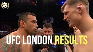 UFC London Results: Fabricio Werdum vs. Alexander Volkov | Post-Fight Special | Luke Thomas