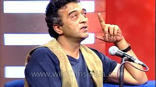 Lucky Ali talks about his role in Bollywood film 'Kaante'