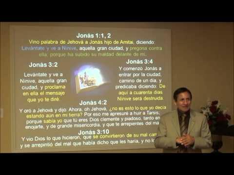 Ansioso por perdonar (Jonás) Lección 6 para el 11 de mayo de 2013