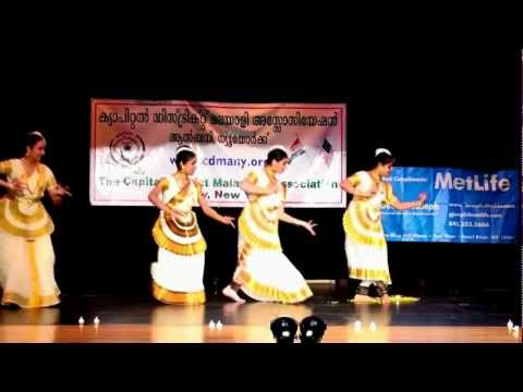 Cdma Albany 2012; Classical Dance -- Ente Keralam video