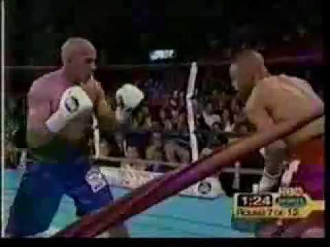 жестокий бокс