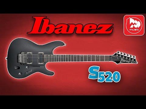 Электрогитара IBANEZ S520