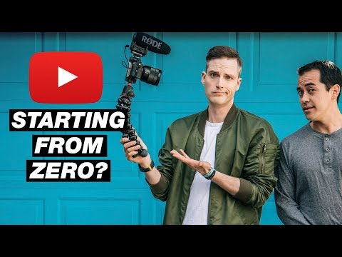 How to Start and Grow Your YouTube Channel from Zero в 7 Tips