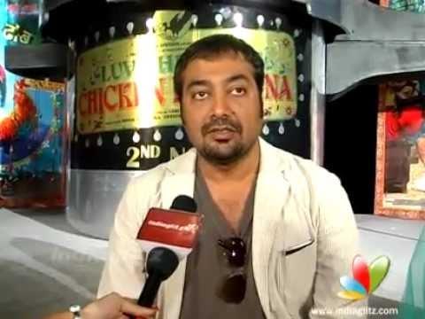 Anurag Kashyap, Huma Qureshi, Kunal Kapoor On Luv Shuv Tey Chicken Khurana