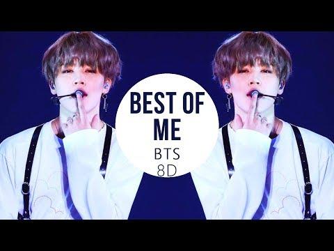 BTS (방탄소년단) - BEST OF ME  [8D USE HEADPHONE] 🎧