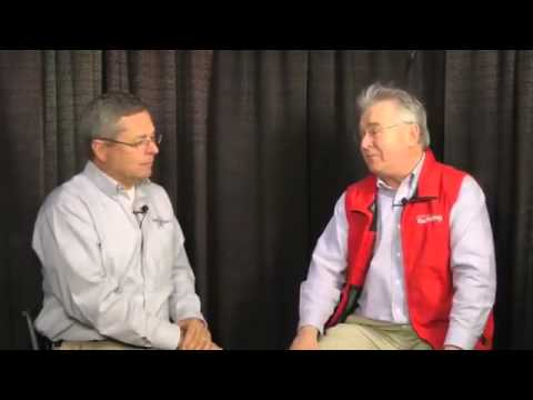 Blue Jacket 40 with Bill Bolin and Greg Nicoll of Canadian Yachting magazine