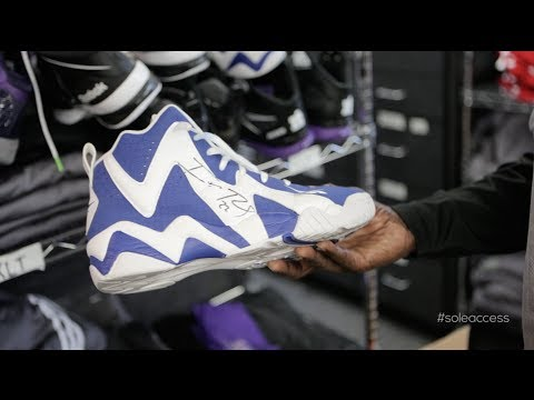 Sole Access: Inside the Sacramento Kings' Locker Rooms, Pt. 2