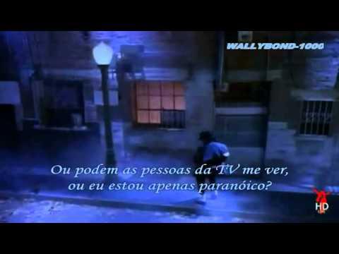 Somebodys Watching Me-michael Jackson & Rockwell-traduÇÃo-legendado Em Pt Br-ano 1984 ( Hq ) video
