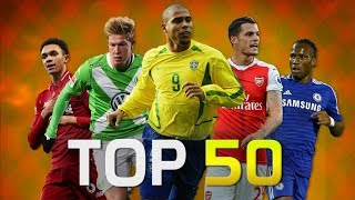 Top 50 Goals That No One Expected In Football
