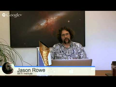 SETI Institute Presents Jason Rowe and the Planet Bonanza