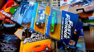 Box Full of Cars Toys My new Cars Video for kids