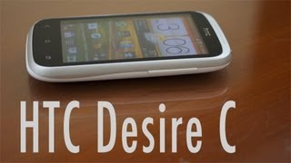HTC Desire C - Video Review