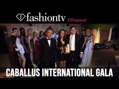House of Luxury Presents: Caballus International Gala Dinner in Monte Carlo | FashionTV