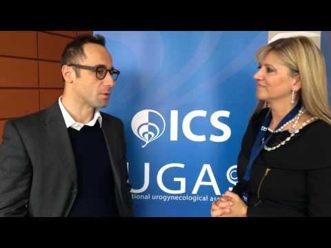 Alex Digesu and Maura Seleme Post IUGA ICS Netherlands
