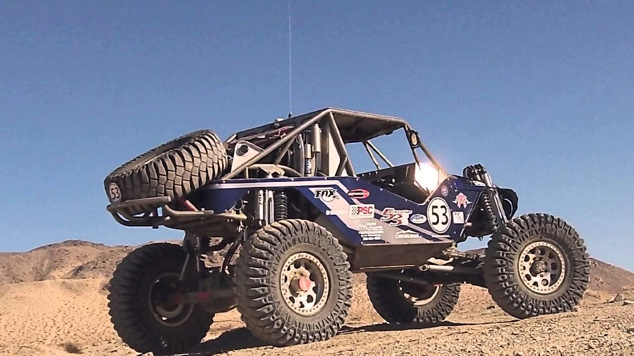 griffin king of the hammers autos post